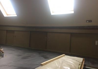 Renovatie en (inbouw) meubelen